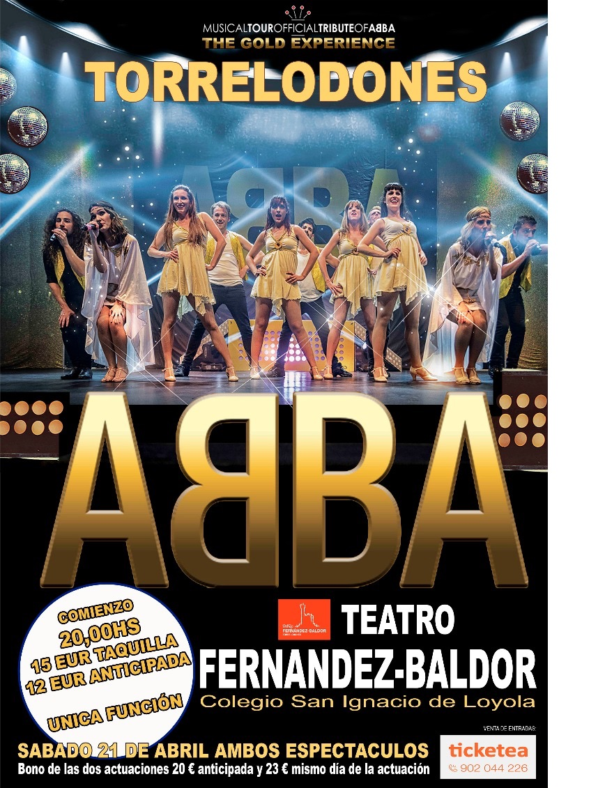 """El mítico """"Dancing Queen"""" de ABBA que hizo bailar a más de 300 espectadores"""